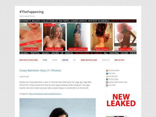 TheFappeningBlog